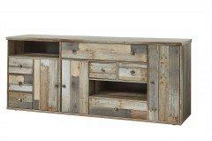 Bonanza von Innostyle - Sideboard Driftwood/ grau
