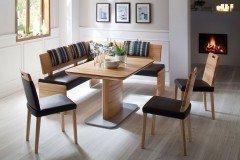 K+W Eckbank Alino 4112 aus der Formidable Home Collection | Möbel ...