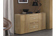 express madrid schrank riviera eiche spiegel m bel letz ihr online shop. Black Bedroom Furniture Sets. Home Design Ideas