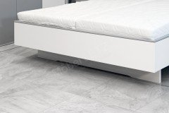 Colina von Casada - Komplett-Schlafzimmer weiß - seidengrau