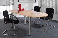 736199978e176b Konferenztisch von geramöbel - Konferenztisch Buche oval
