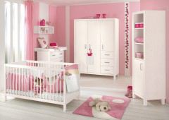 wellem bel malie babyzimmer wei santhia eiche m bel letz ihr online shop. Black Bedroom Furniture Sets. Home Design Ideas