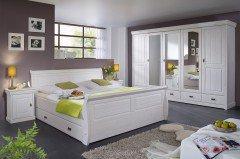 GK Möbelvertrieb Roma Schlafzimmer Kiefer   Möbel Letz - Ihr Online-Shop