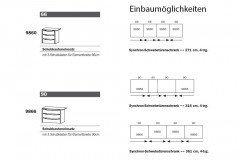 Syncrono von Rauch Pack's - Schrank Spiegel - Eiche Stirling