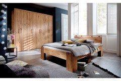 arvid von pure natur schlafzimmer set aus wildeichenholz