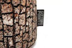 DotCom Wood von Magma Heimtex - Sitzsack ca. 30 cm Baumstamm