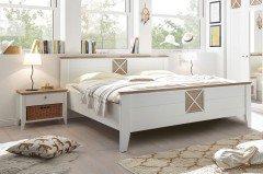 2c1cc9b5a3 Helsinki von SchlafKONTOR - Bett mit Liegefläche 180x200 cm