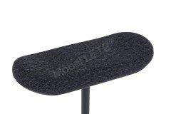 Sitness Up 2 von Topstar - Hocker schwarz, oval