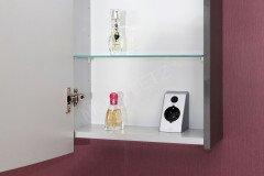 Classic Line von puris - Badezimmer in Anthrazit Hochglanz