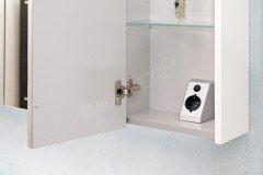Quada von puris - Badezimmerset in Weiß