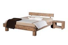 namur von Modular - Bett Akazie 160 x 200 cm