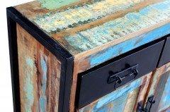 Bali von SIT Möbel - Sideboard Altholz im schönen Farbspiel