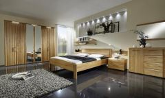 Loddenkemper Cortina Plus Schlafzimmer massiv   Möbel Letz ...