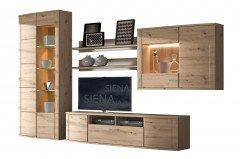 Siena von RMI Möbel - Wohnwand Alteiche