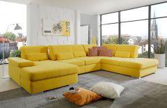 Poco relaxsessel orion in gelb m bel letz ihr online shop for Wohnlandschaft orion